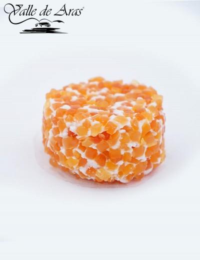 Mini Queso de Cabra Con papaya 80 gr