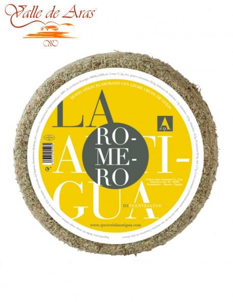 Queso de Oveja Añejo La Antigua con Romero