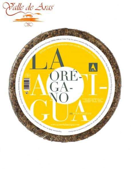 Queso de Oveja La Antigua al Orégano