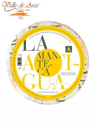 Queso de Oveja Añejo La Antigua a la Manteca