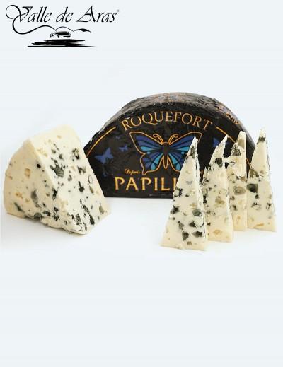 Queso Azul Roquefort Papillon Et Negra