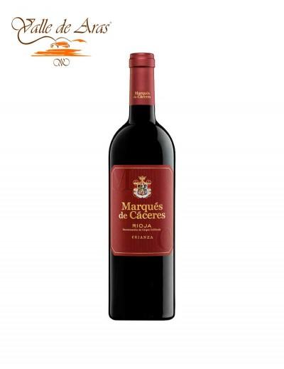 Vino Rioja Marques de Caceres Crianza