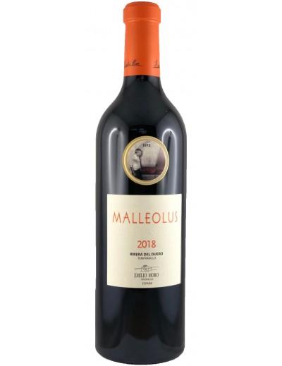 Vino Malleolus Tinto Cosecha 2018
