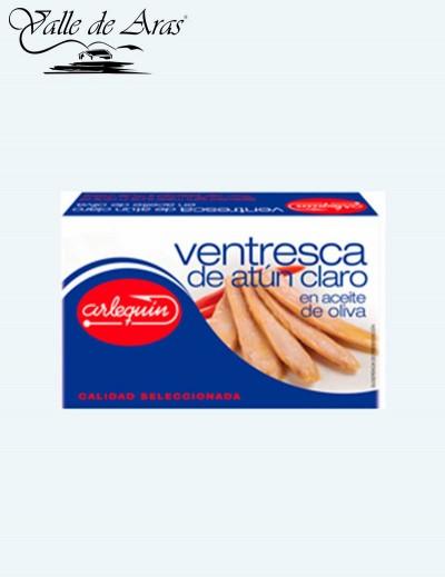 Ventresca en Aceite de Oliva 125 gr. Arlequin