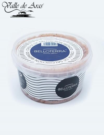 Crema Salchichón Iberico 500 gr., Belloterra