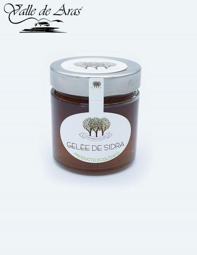 Gelee de Sidra Ecologico 190 gr. Pomares Dulces