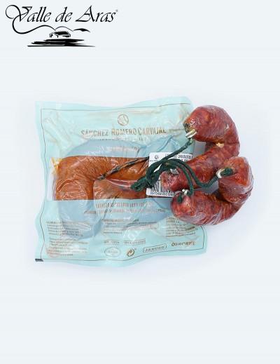 Jabuguitos Chorizo de Cerdo Puro Ibérico de Bellota Sánchez Romero Carvajal