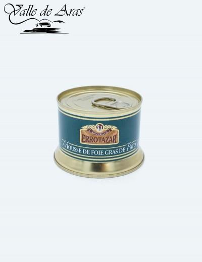 Mousse Foie-Gras de Pato Lata 130 gr.