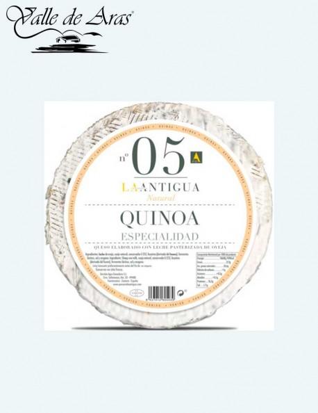 Queso Oveja Quinoa 35 La Antigua Fuentesauco