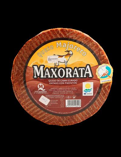 Queso de Cabra Majorero al...