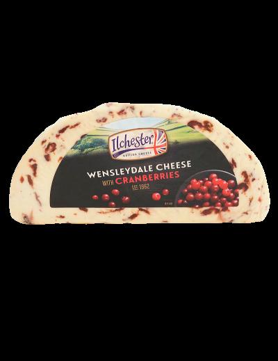 Queso de Arándanos Wensleydale
