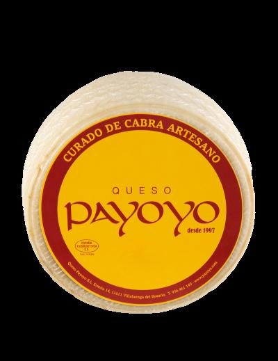 Queso de Cabra Payoyo...