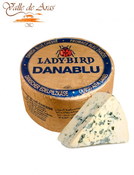 Queso Azul Danablu Lady Bird