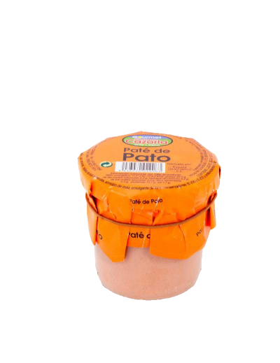 Pate de Pato 100 gr. Cazorla