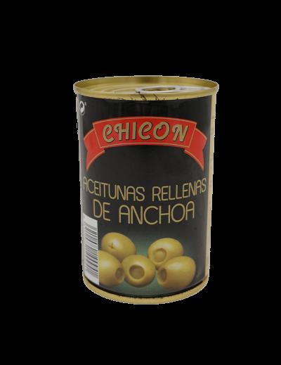Aceituna rellena de anchoa...