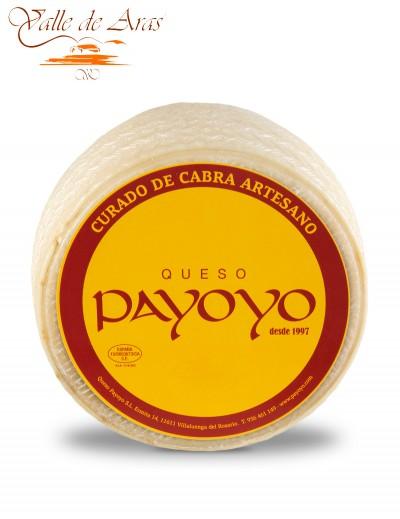 Queso de Cabra Payoyo Artesano Curado