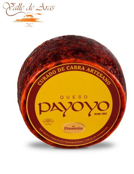 Queso de Cabra Payoyo al Pimentón
