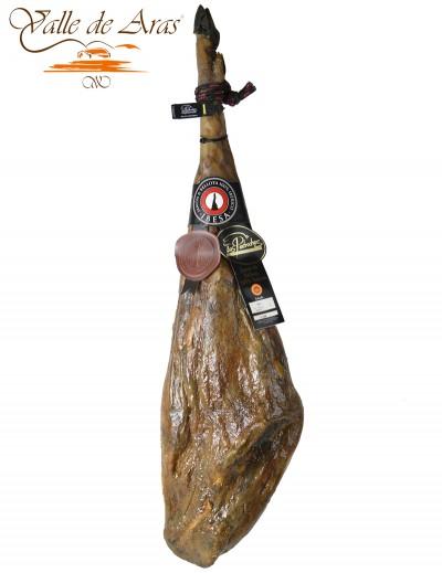 jamón de bellota 100% ibérico de ibesa d.o. los pedroches