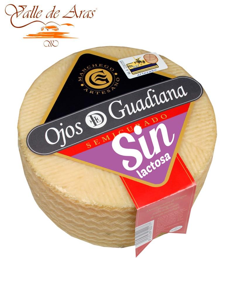 tiene lactosa el queso de oveja