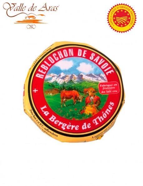 Queso Reblochon Fruitier de Savoie Leche Cruda D.O.P 500G