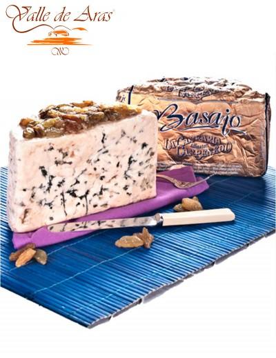 Queso Azul Cremoso Basajo Oveja Leche Cruda de Italia