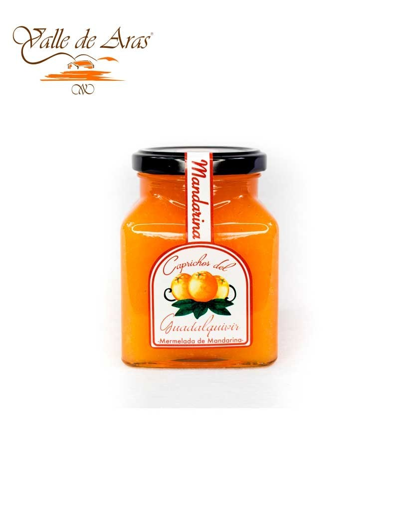 Mermelada Mandarina 350 gr.