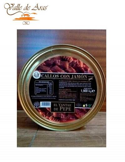 Callos con Jamón El Yantar de Pepe 1,900 kg.