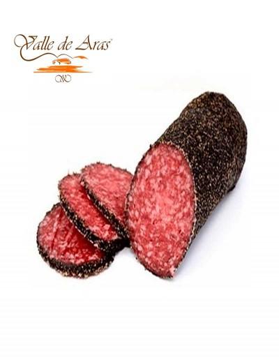 Salami Mini a la Pimienta 270 gr. Casaponsa