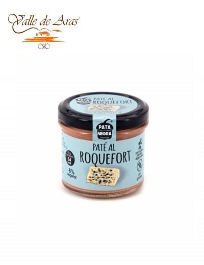 Pate al Roquefort 110 gr. Cazorla