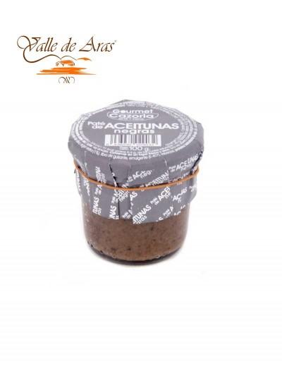 Pate de Aceitunas Negras 100 gr. Cazorla