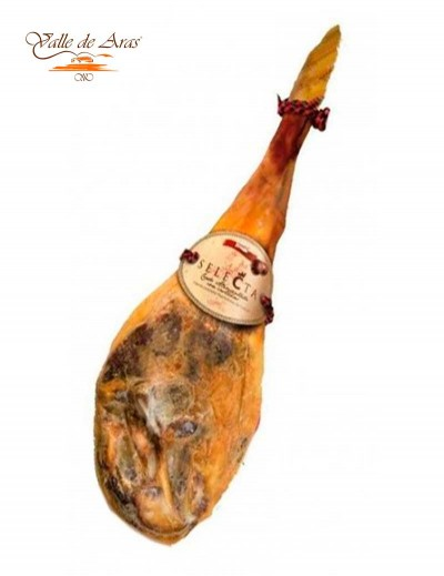 Jamón Selecta de Castañas 8,5 Kg. Coren . 24 Meses