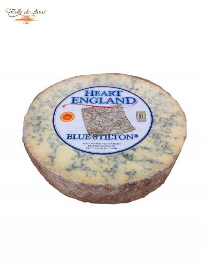 Queso Heart England Blue Stilton