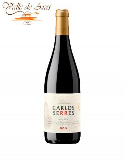 Carlos Serres Reserva 2010 75 cl