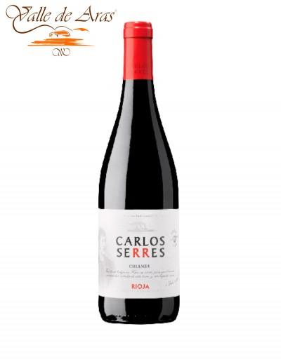 Carlos Serres Crianza 2013 75 cl