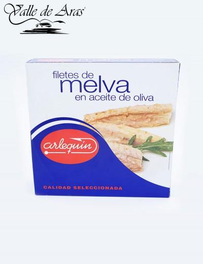 Melva en aceite de oliva 550 gr. Arlequin