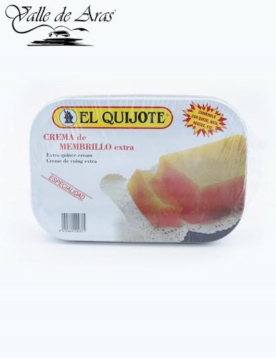 """Crema de Membrillo Extra """"EL QUIJOTE"""" 800 gr."""