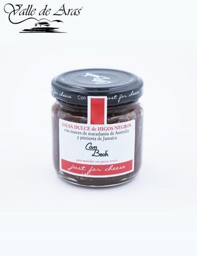 Mermelada dulce de higos negros Can Bech
